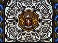 Mehrerau Collegiumskapelle Fenster L03c Wappen Joseph Trouillet.jpg
