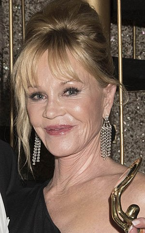 Melanie Griffith - Griffith in 2016