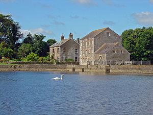 Carew, Pembrokeshire - Image: Melin Ffrangeg 01