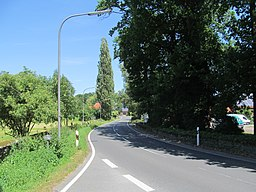 Meller Straße in Osnabrück
