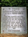 Memorial plaque, Jephson Gardens (geograph 3435043).jpg