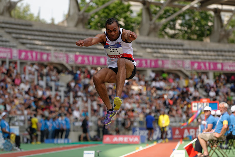 2013 World Championships in Athletics �13 Mens triple jump