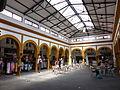 Mercado de abastos, patio techado, Tarifa, España, 2015.JPG