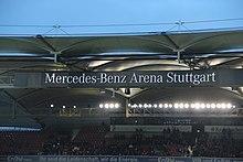 Mercedes-Benz Arena (Stuttgart) - Wikipedia