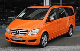 Image illustrative de l'article Mercedes-Benz Viano