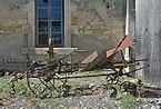 Metal plough in France.jpg