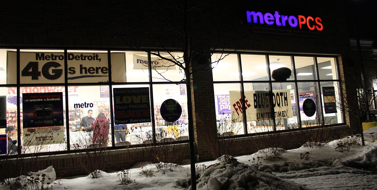 Metro Pcs Store Hell S Kitchen