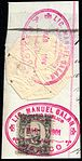 Mexico 1901 fragment with revenue and sealing stamp.jpg