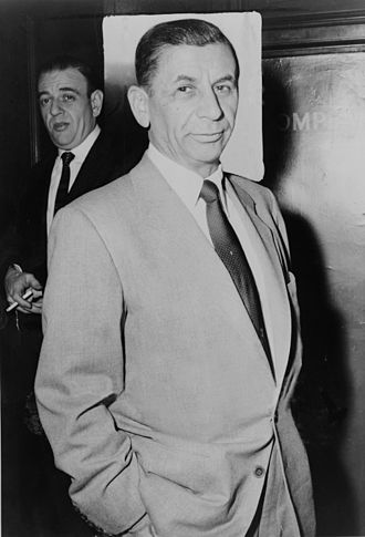 Jewish-American organized crime - Meyer Lansky in 1958
