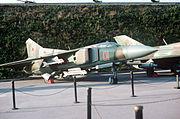 MiG-23 Flogger B