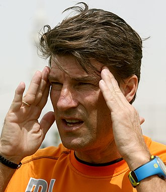 Michael Laudrup - Laudrup in 2015