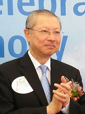 Secretary for Transport and Housing - Image: Michael Suen Ming Yeung