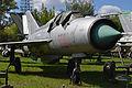 Mikoyan MiG-21PFM Fishbed-F '6604' (11091832506).jpg