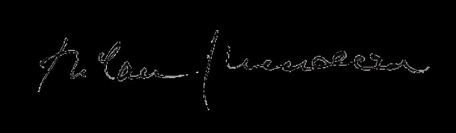 Milan Kundera signature