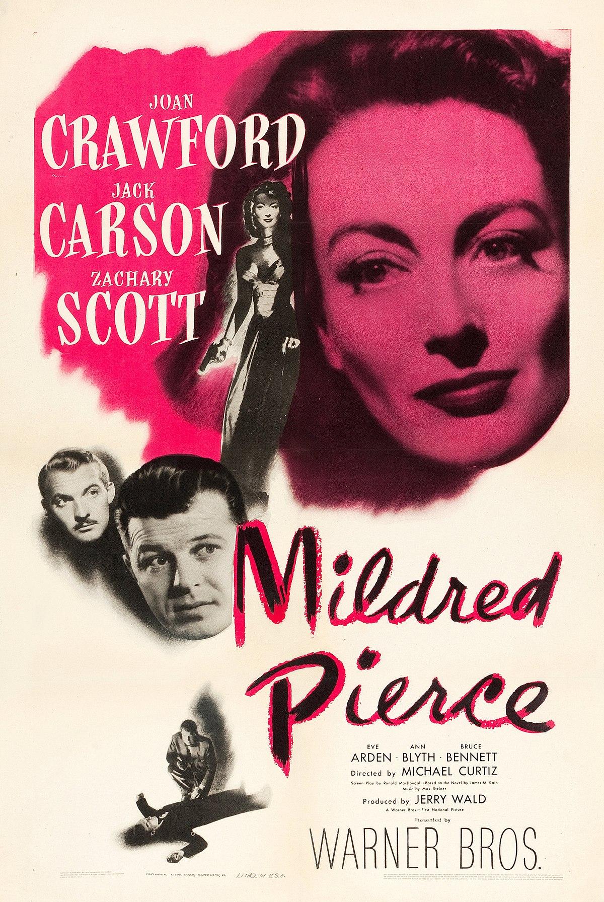 Mildred Pierce Film Wikipedia