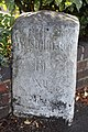 Milestone on Cheam Road, Sutton, London.jpg