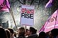 Million Women Rise Rally at Trafalgar Square, London.jpg