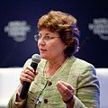 Mirta Roses Periago - World Economic Forum on Latin America 2011.jpg