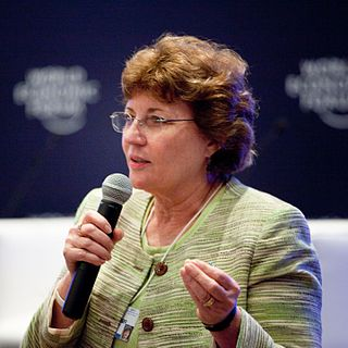 Mirta Roses Periago Argentine epidemiologist