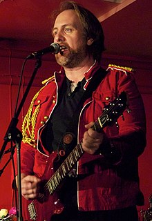 Mitch Benn English comedian, author, and musician