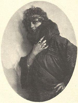 Mizzi Günther - Mizzi Günther, 1918
