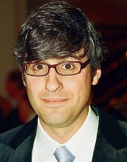 Mo Rocca American comedian