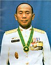 Mochamad Romly as Chief of Staff of the Indonesian Navy.jpg