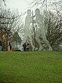 Molecule Man 1-1-1, Yorkshire Sculpture Park - geograph.org.uk - 106093.jpg