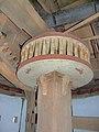 Molen Kerkhovense molen, kap bovenwiel bovenschijfloop (1).jpg