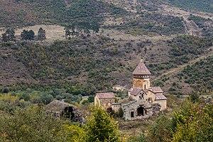 Hnevank - Image: Monasterio de Hnevank, Armenia, 2016 09 30, DD 83