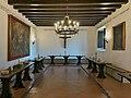 Monasterio de la Rábida. Refectorio.jpg