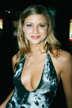 Monica Sweetheart en 2002