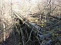 Monroe County - Victor Pike - abandoned railway - trestle - P1120767.JPG