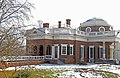 Monticello north wing - home of US President Thomas Jefferson - near Charlottesville, Virginia - panoramio.jpg