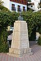 Monument al botànic Carles Pau, Sogorb.JPG