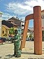 Monumento em Homenagem ao Carteiro - Bragança - Portugal (4714258500).jpg