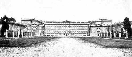 Monza-palace
