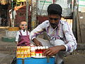 Morning market at Old Chinatown ~ Tiretta Bazar, Calcutta 04.JPG