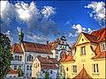 Morning sun in Dillingen, Germany - panoramio.jpg
