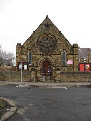 Mosborough (ward) - Mosborough Methodist Church