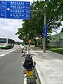 Motorcycle parked by the road in Dongguan.jpg