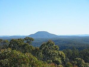 Yengo National Park - Image: Mount Yengo