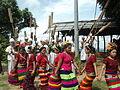 Mro indigenous 'Plung' (Flute) & dance, ChimBuk, BandarBan © Biplob Rahman-4.JPG