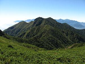 Mt.Gongendake from Mt.Nakadake.jpg