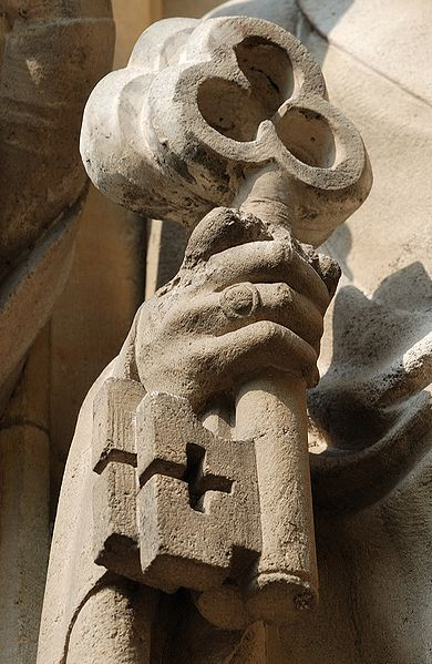 File:Muenster-100725-15996-Überwasserkirche-Schlüssel.jpg