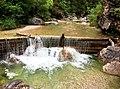 Mulin-Bach, Rio del Mulin in Moggio Udinese, Friaul, Italien.jpg