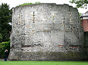 The Multangular Tower, York