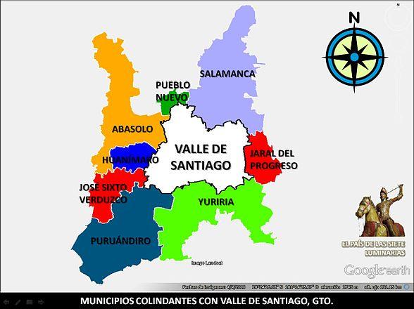 Valle de Santiago  Wikipedia la enciclopedia libre
