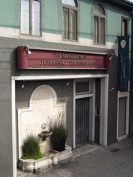 File:Museum of Jurassic Technology Facade - 9341 Venice Blvd. in Culver City, CA.jpg