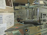 Museum of Moscow Aviation Institute Steel-MAI Aircraft.JPG